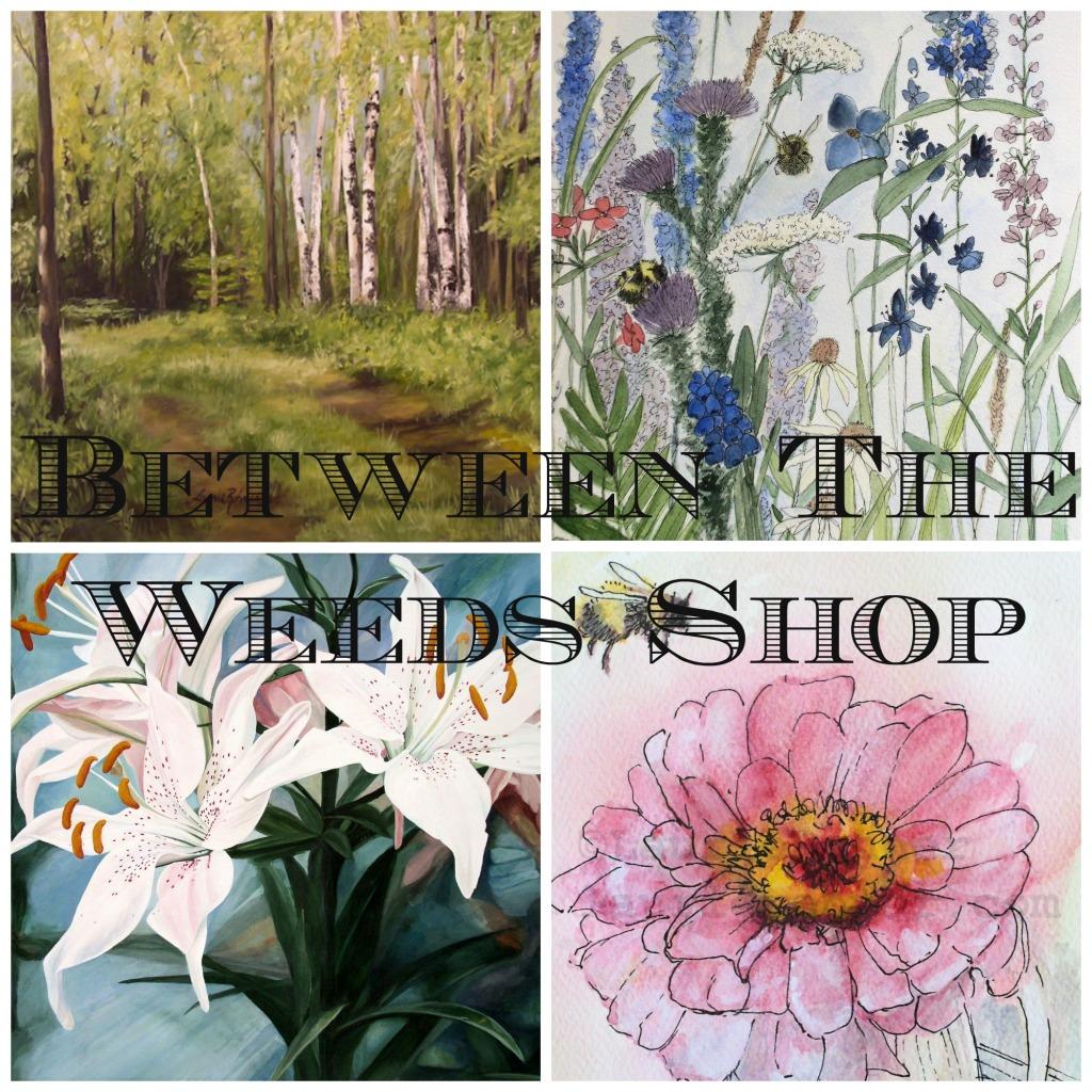 Between The Weeds Shop - Nature Inspired.
