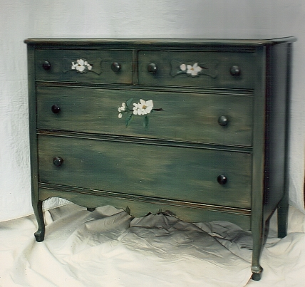 Dresser Painted Furniture