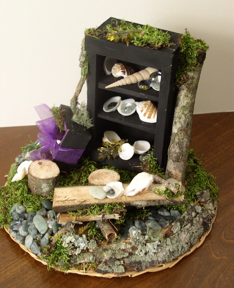 Fairy cabinet