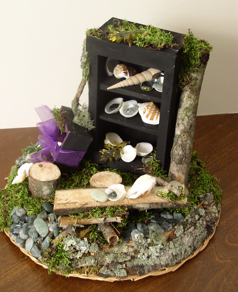 Fairy cabinet
