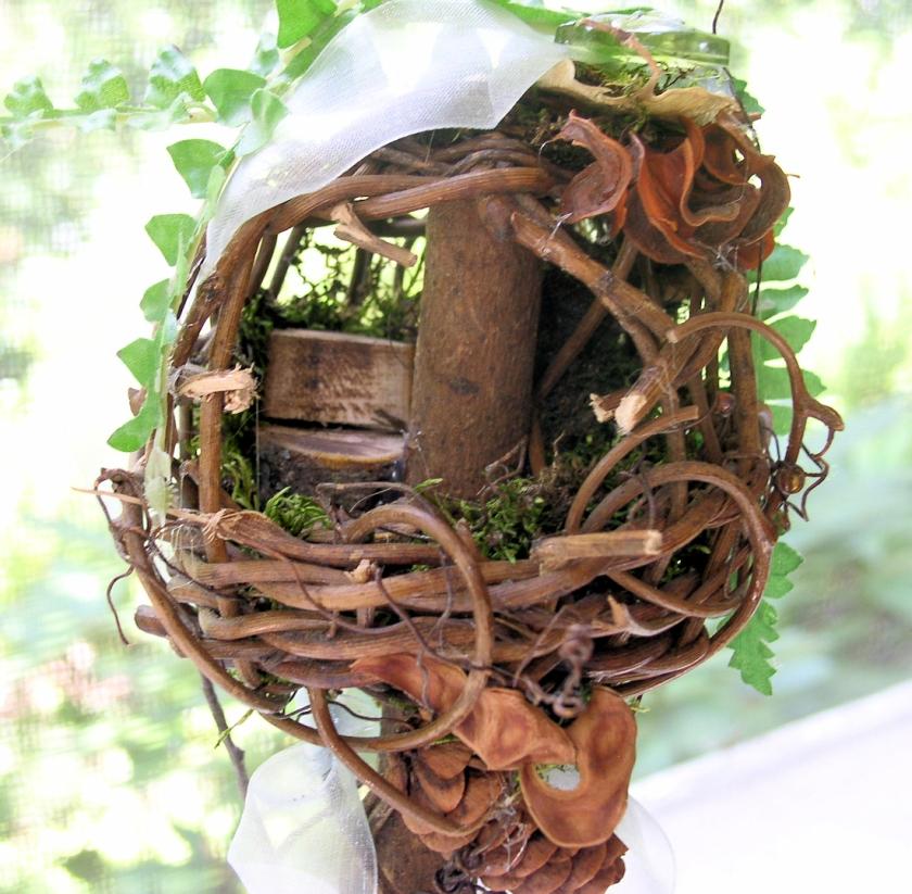 Fairy Treehouse close up