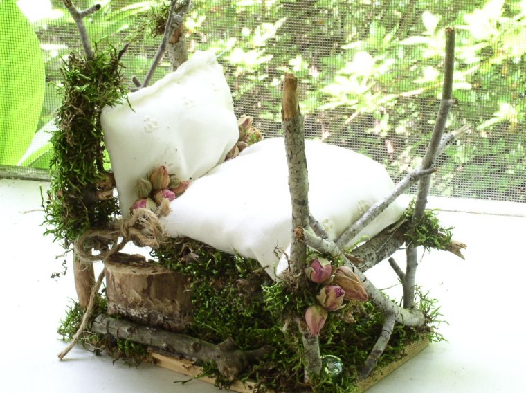 Fairy Bed with Mattress