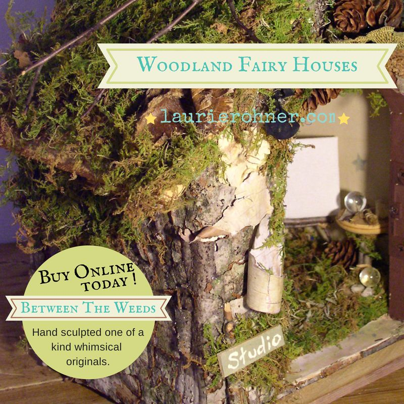 Buy Fairy Houses at laurierohner.com