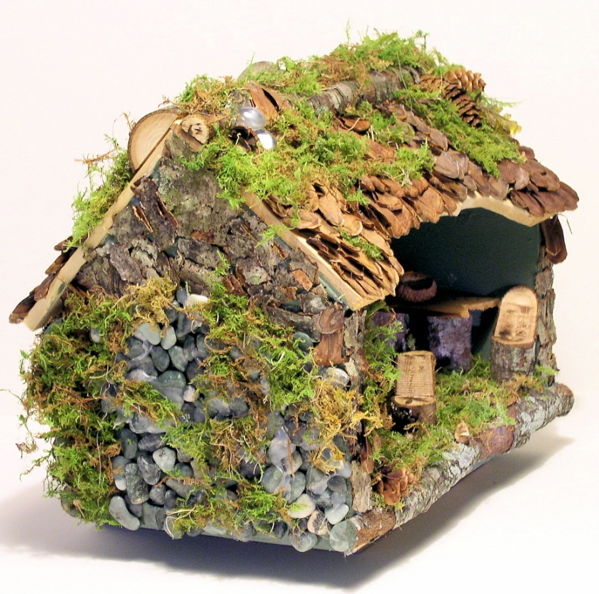 Woodland Fairy House Meeting Place