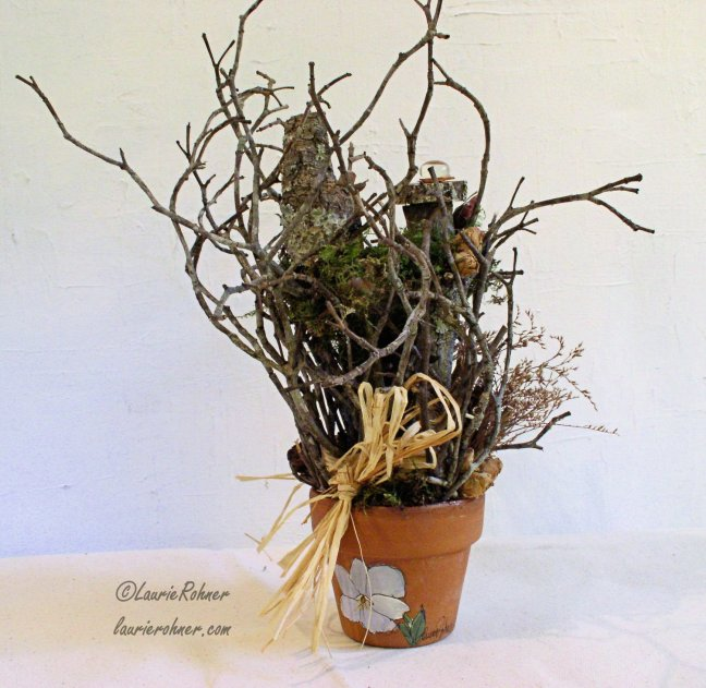 Miniature Woodland Table Setting
