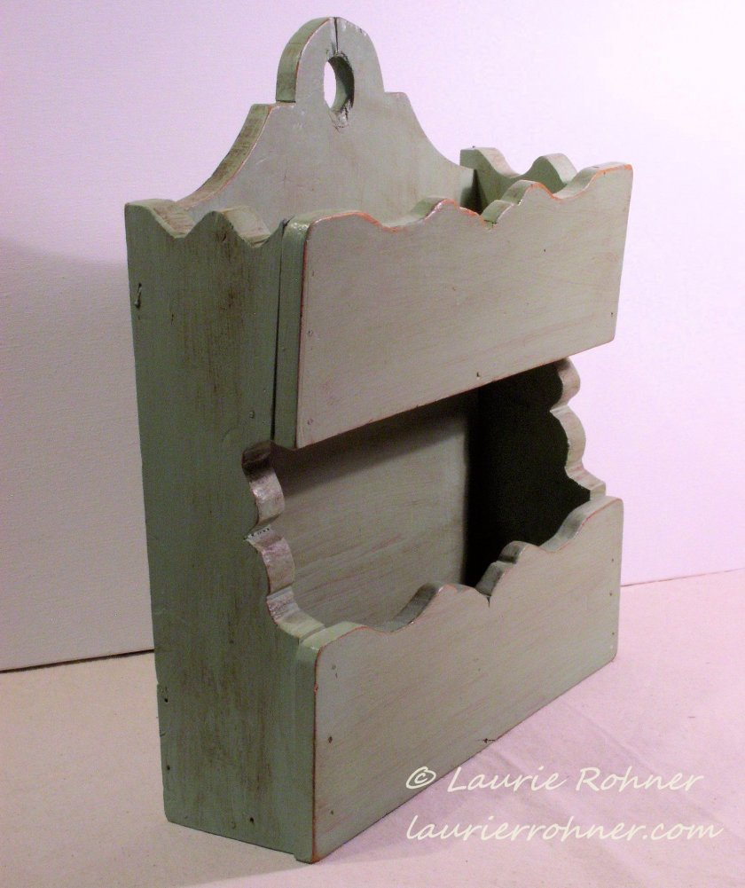 One of a kind work is custom handmade by Laurie Rohner Studio.
