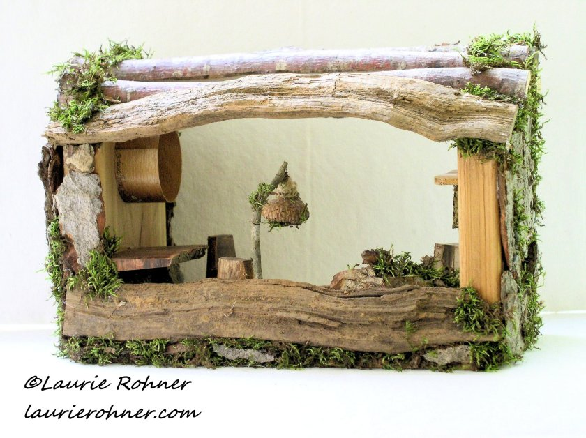 Fairy House Lounge Cottage