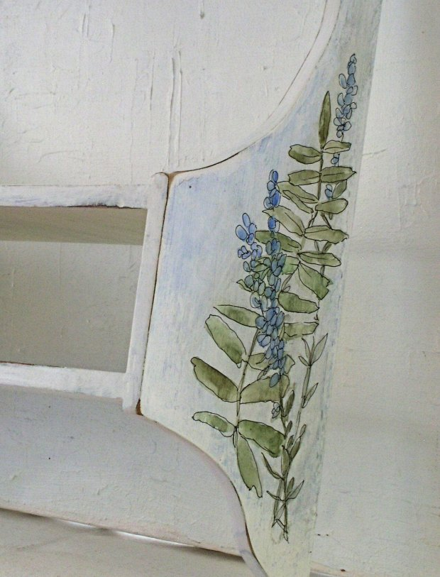 fern and lavender